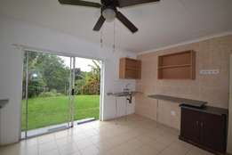 Woodmead open plan bachelor garden cottage to let for R2900