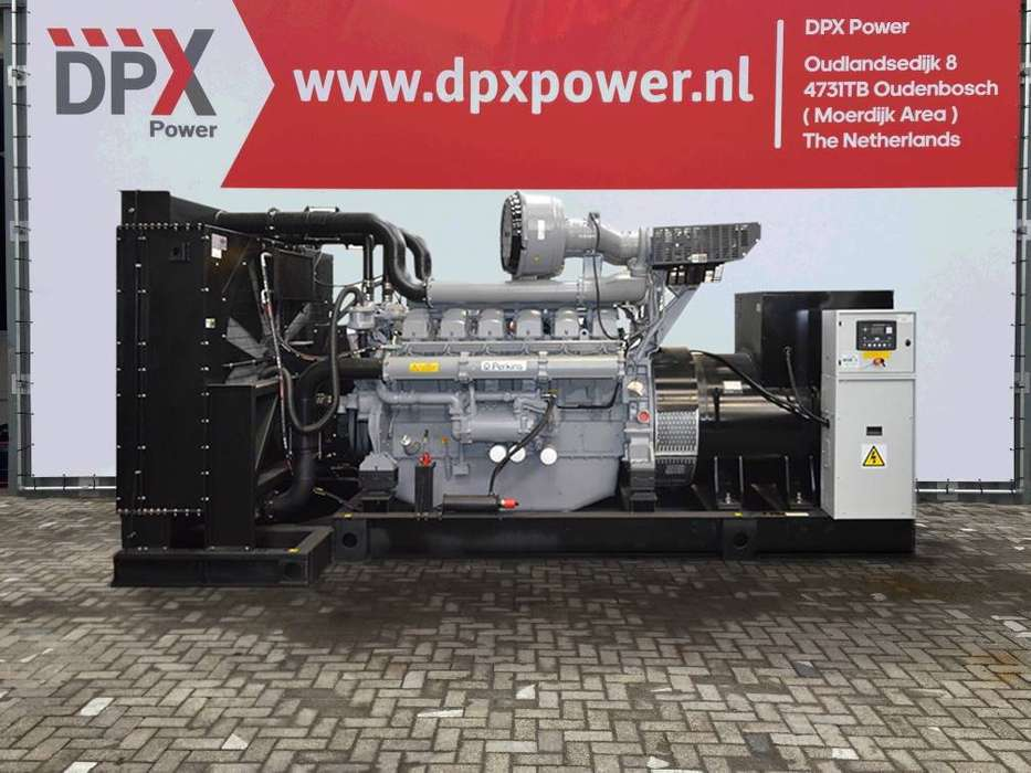 Perkins 4016-61TRG3 - 2.500 kVA Generator - DPX-15725 - 2019
