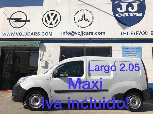 Renault Kangoo Fg. Maxi 1.5dci Prof. Gen5 2pl. 66kw - 2016