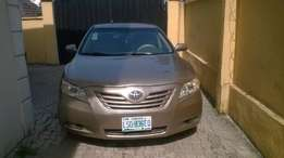 few months used Toyota Camry 2007 (Muscle)