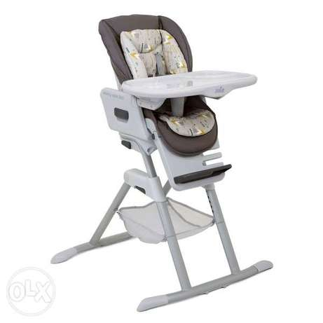 Joie Mimzy Spin 3 in 1 Baby High Chair