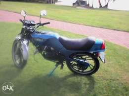 Yamaha for swap a car bakkie