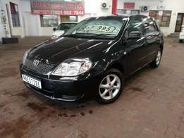 2003 Toyota Runx 160RS with ONLY 144000kms, Call Sam or Bibi