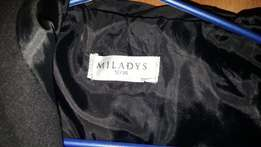 Black Miladys jacket