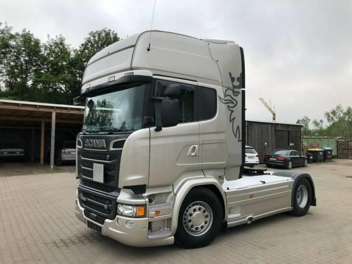 Scania R520 Topline V8 Retarder / Leasing - 2016