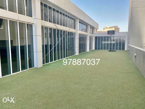 spacious sea view 3master BR with full service in sabah alsalem