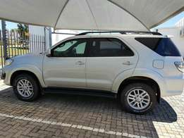 Toyota Fortuner 3.0 D4D 4x4 Manual