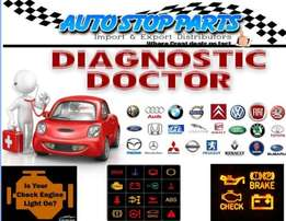 Find the problem with your car by doing a diagnostic test with us