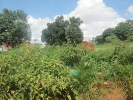 Land for sale at 50m in Bweyogerere - Kinkonko with its tittle ready.