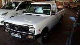 Nissan 1400 ldv rw all papers done