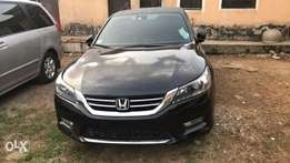 Honda Accord touring 2015 full option