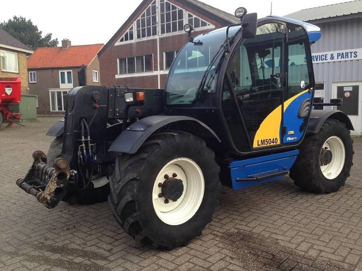 New Holland LM5040 - 2007