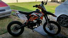 New big boy big wheel TTR 125 S