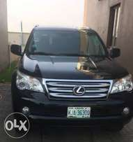 Neatly used Lexus GX 460, 2012 model just like tokunbo Lagos cleared