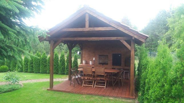 Altany Wiaty Zadaszenia Domki Z Drewna Piła Olxpl