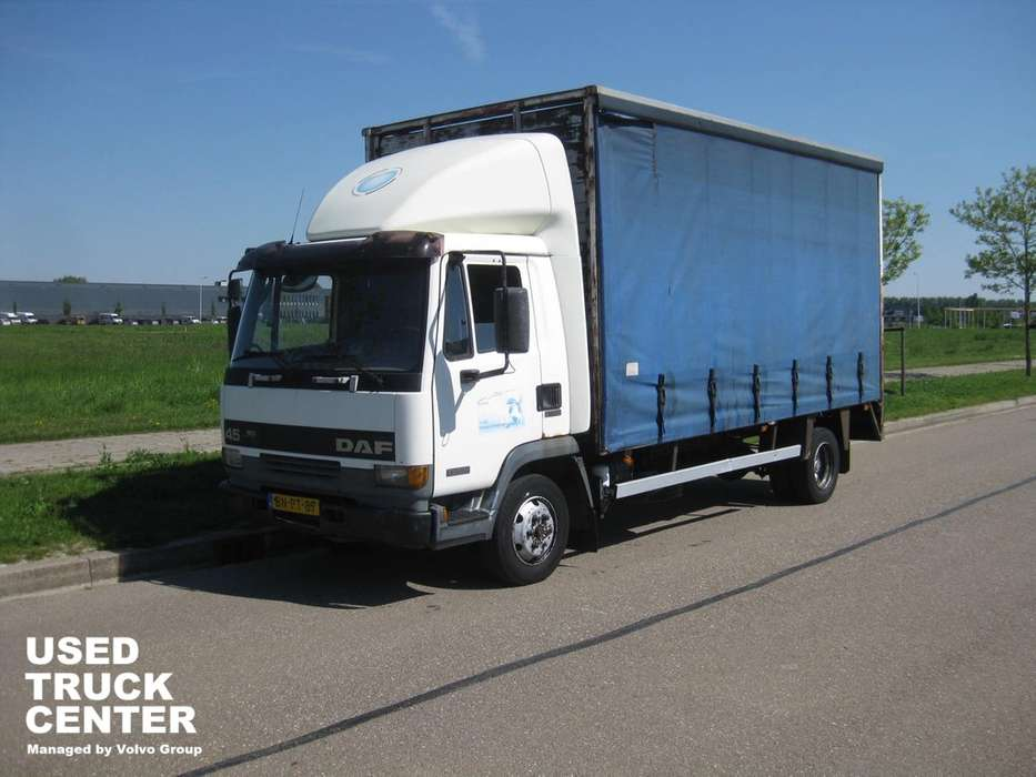 DAF FA 45.160 EXPORT ONLY - 1998