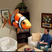 Remote Controlled Flying Fish, batteries incl. Ksh 4,800.