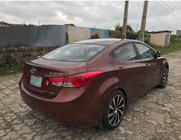 First Body 2013 Hyundai Elantra GLS Super Clean With NO Issues