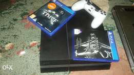 ps4 1 terabyte 1 remote 4 games