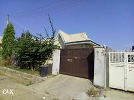 For sale 2bedroom semi detached bungalow with gate house in Efab Abuja