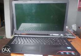 Lenovo Slim Laptop,500gb Hdd, 2gb Ram