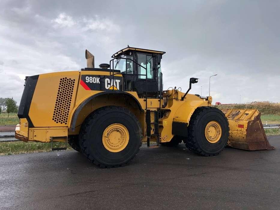 Caterpillar 980K wheel loader - 2013 - image 4