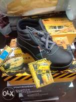 Affordable safety boots