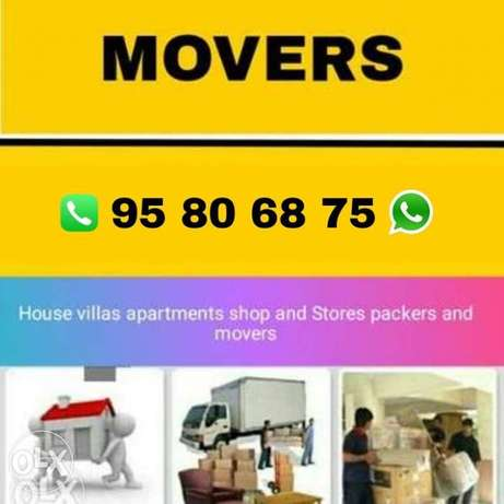 Fast Moving Transport Services