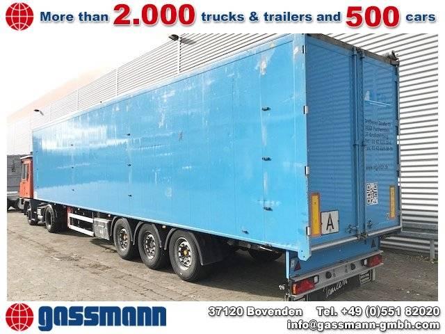 Knapen K200 Alu/Walkingfloor ca.92m³ - 2011