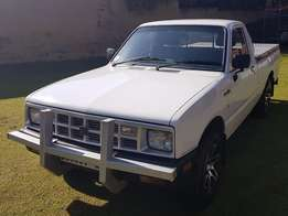 1984 Isuzu KB 21 3Lt V6 Ford Conversion