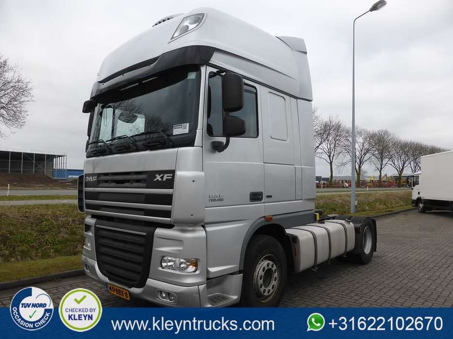 DAF XF 105.460 ssc ate intarder - 2013