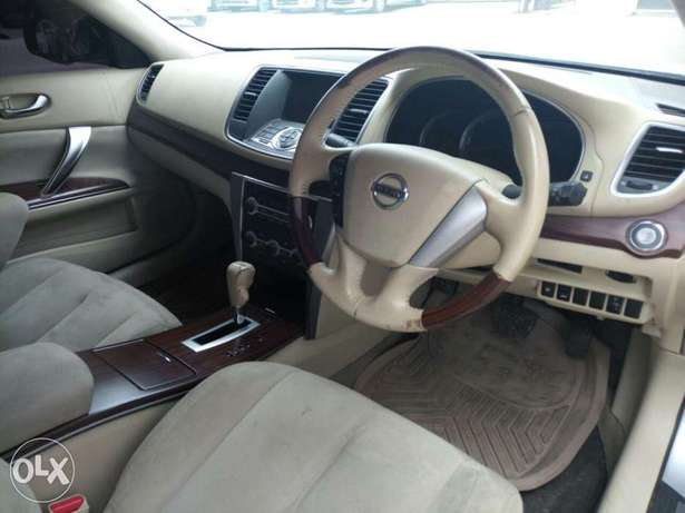 Reg: KCP number Silver Nissan Teana 2010 model Mombasa Island - image 2
