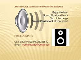 Sound Hire (Events)