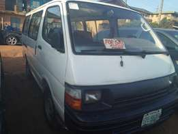 Toyota Hiace for sale N1.2m