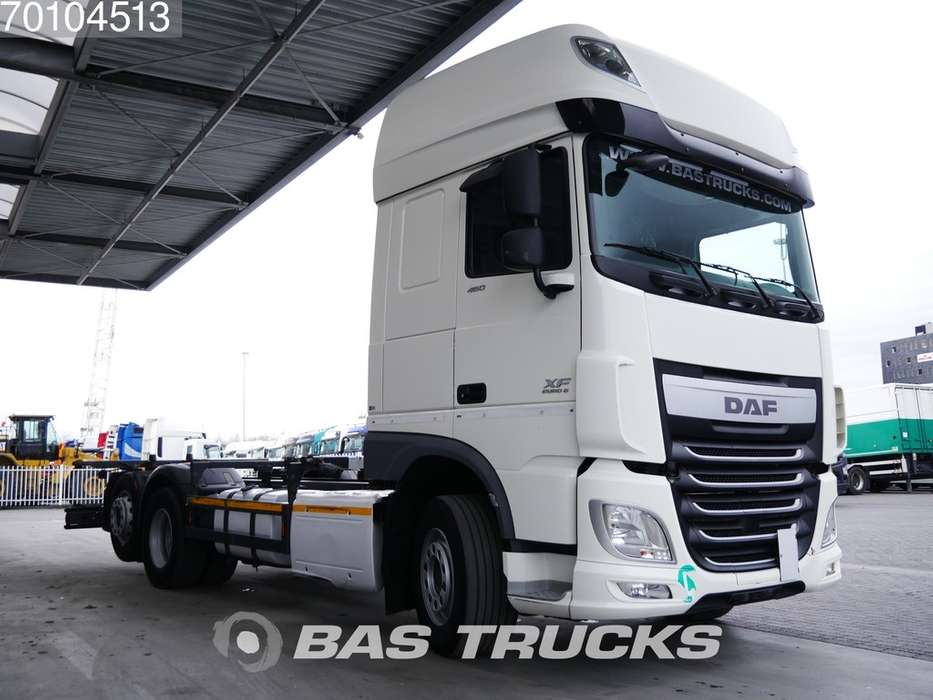 DAF XF 460 SSC 6X2 Intarder Liftachse Euro 6 - 2014 - image 3