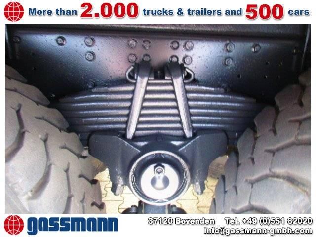 Iveco Trakker 260T50 6x4, Retarder - 2007