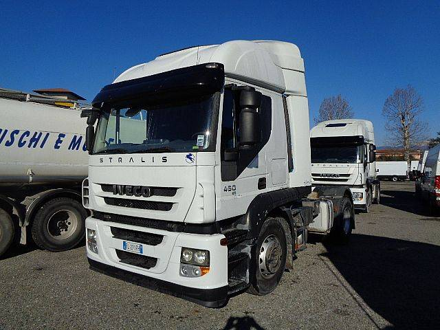 Iveco Stralis AT 450 - 2012