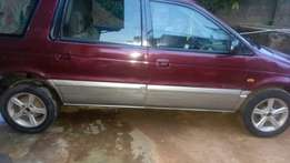 Mitsubishi spacewagon 1999 model up for grab