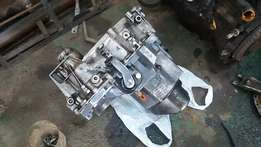 Renault 1 gearbox