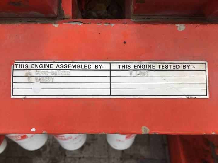 Cummins KTA38G1 - 780 kVA Generator - DPX-11547 - 1988 - image 9