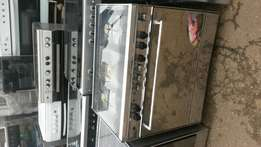 Fresh nexus 6 burners gas cooker oven with grill
