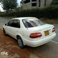 Toyota AE 110 manual 5A engine very clean fully loaded