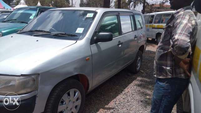 Quick sale! Toyota Probox KBW available at 430k asking price! Nairobi CBD - image 4