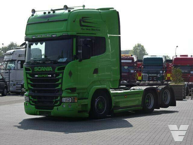 Scania R 580 6x2 King of the Road / Leasing - 2014