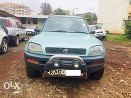 Toyota Rav4, KAQ, Year 1996, Manual