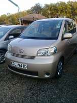 Toyota porte year 2010,finance allowed and arranged
