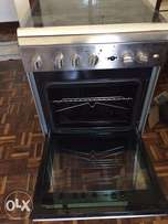 electric, gas cooker