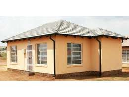 New development houses for sale in Crystal park Benoni