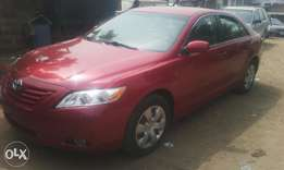 2007 Toyota camry (accident free)