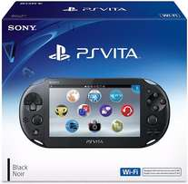 PlayStation Vita System with WiFi